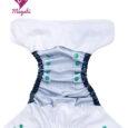 Magabi egyméretes PUL külső – OS (3,5-15 kg) – Native Blush – Patentos